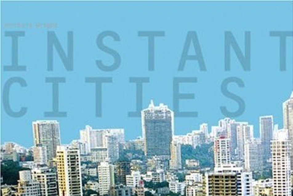 Instant cities — a város ma