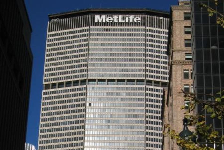 MetLife Building, New York (tervezte Emery Roth & Sons, Walter Gropius, 1963)