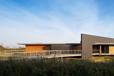 RSPB Environmental Education Centre, Wales - Powell Dobson Architects