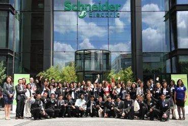 Schneider Electric: Go Green in the City döntő, Párizs