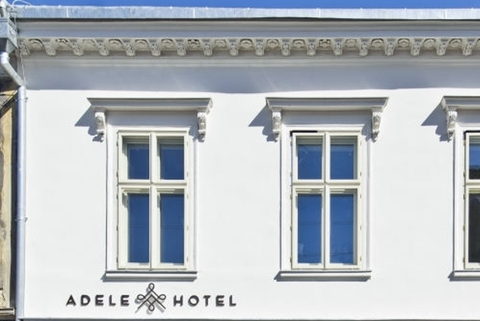 Boutique hotel Pécsett: Adele Hotel