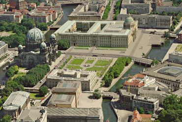 The Berlin Palace - Humboldt Forum