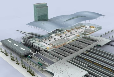Benthem Crouwel Architects: Utrecht Centraal