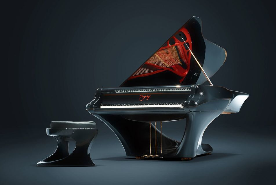 Bogányi Grand Piano B-292