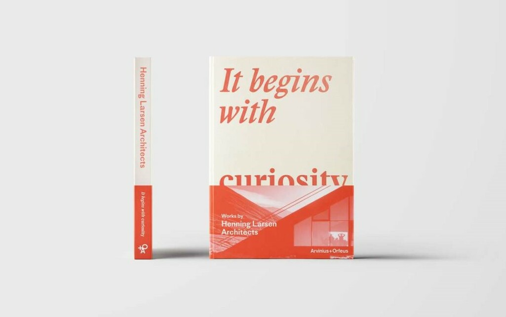 Tomas Lauri (szerk.): It begins with curiosity. Works by Henning Larsen Architects. Arvinius + Orfeus Publishing , Stockholm, 2019. 304 oldal, angol nyelven. Ár: 58 EUR