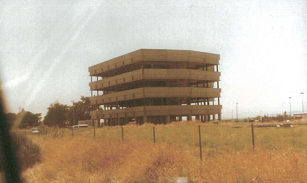 Pleasanton Gateway, Pleasanton, California, 1982, irodaházak