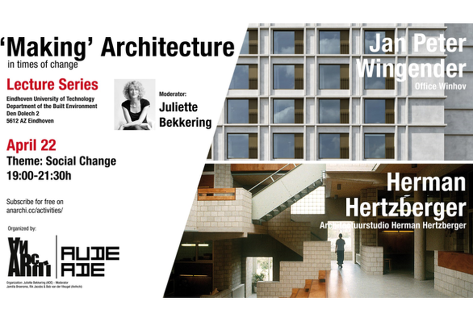 ´Making´ Architecture Evening Lecture – Social Change