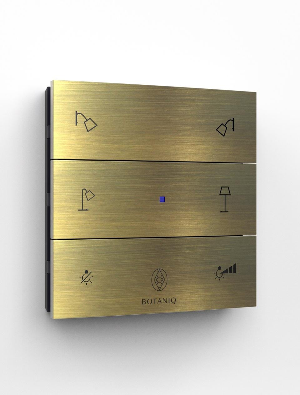 A prémium  minőségű kapcsoló- és vezérlési rendszereknek a designnal is kompatibilisnek kellett lenniük a kastélyban,  Fotó: Elektro-Kamleithner Kft.