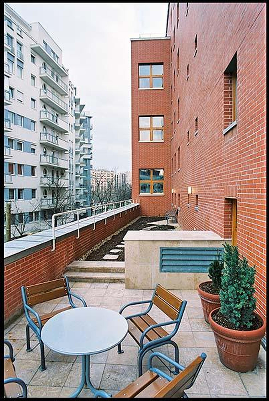 Budapest Főváros Levéltárának új épülete a XIII