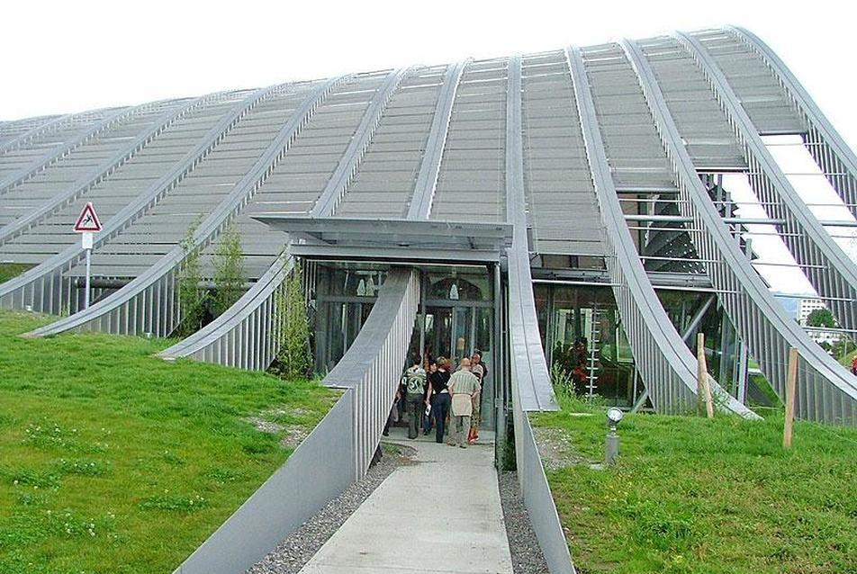 Renzo Piano: Zentrum Paul Klee