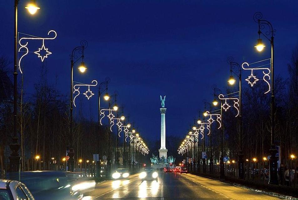 régi scugog road karácsonyi fények helyein