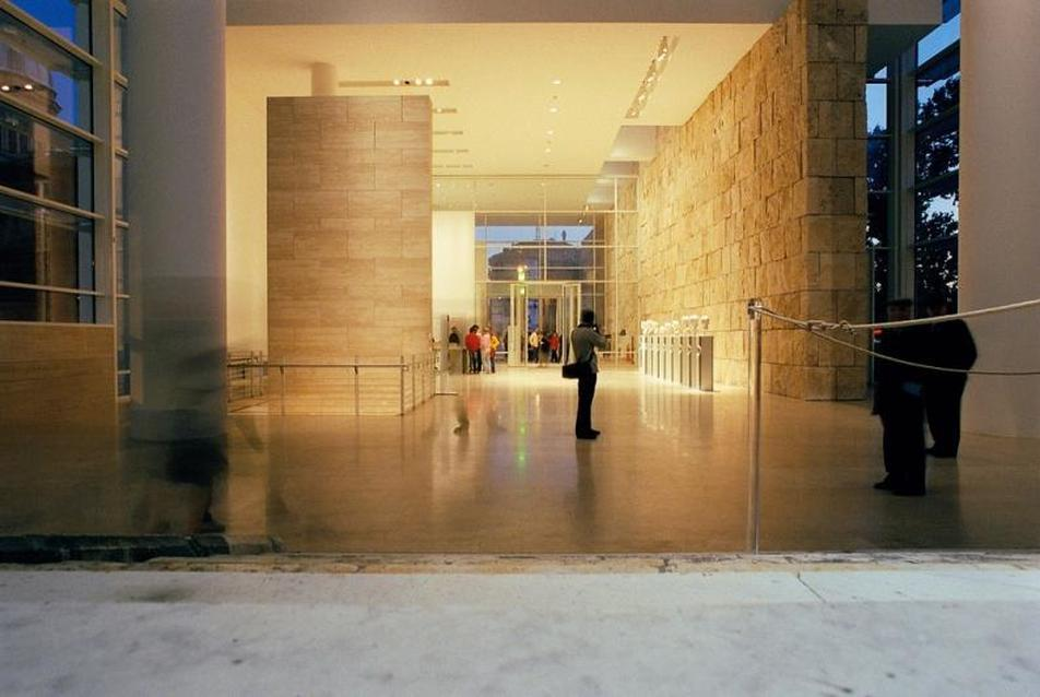 Ara Pacis, Richard Meier, fotó Massimiliano Giani