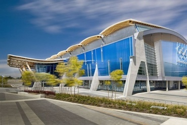 Richmond Olympic Oval – Cannon Design