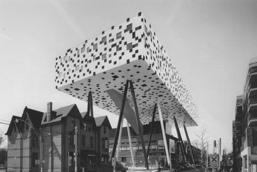 Alsop Architects: Ontario Egyetem, Sharp Centrum, Torontó, Kanada, 2004
