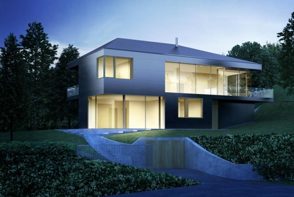 milyen ház készül 2)