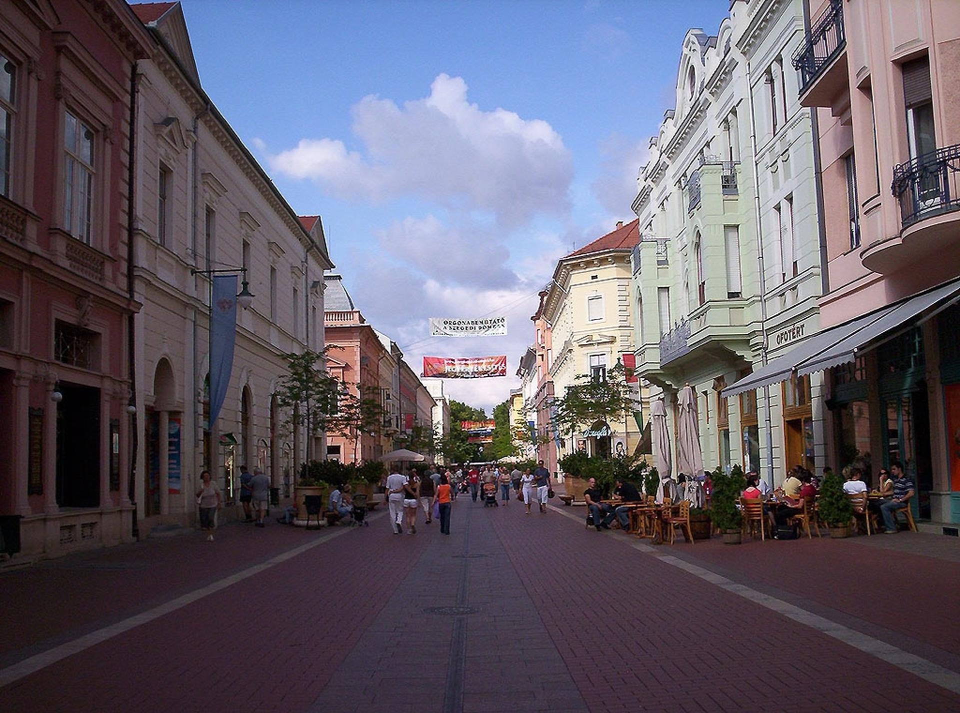 Szeged város értékmegőrző törekvései