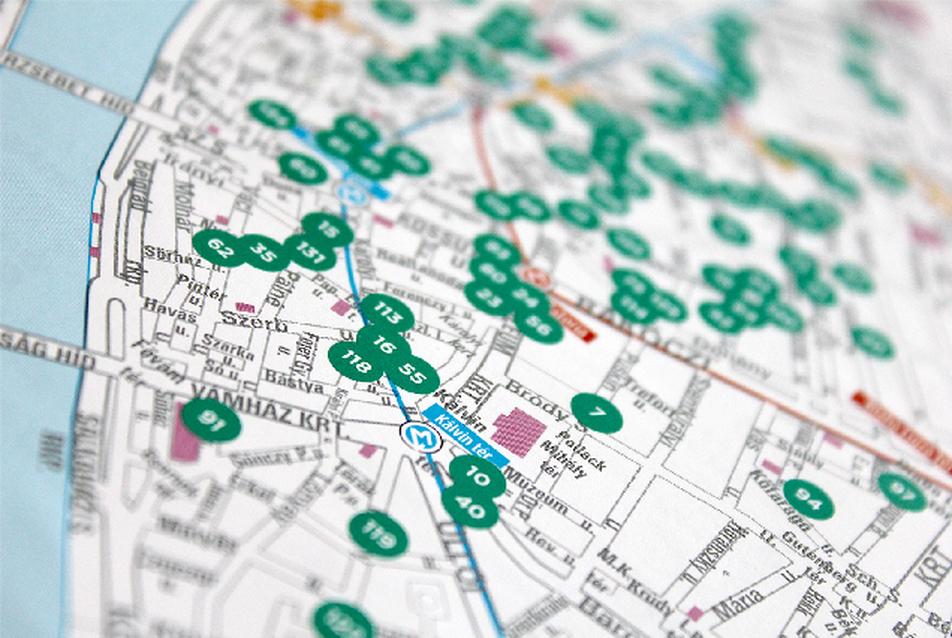 Budapest Design Map Az Elso Hazai Design Terkep