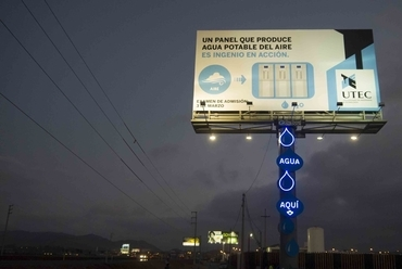Water Billboard