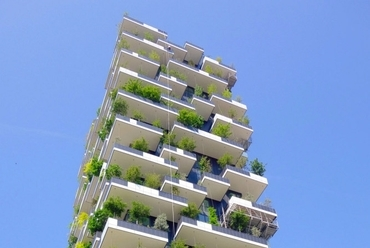 Bosco Verticale - AGC Glass Europe copyright