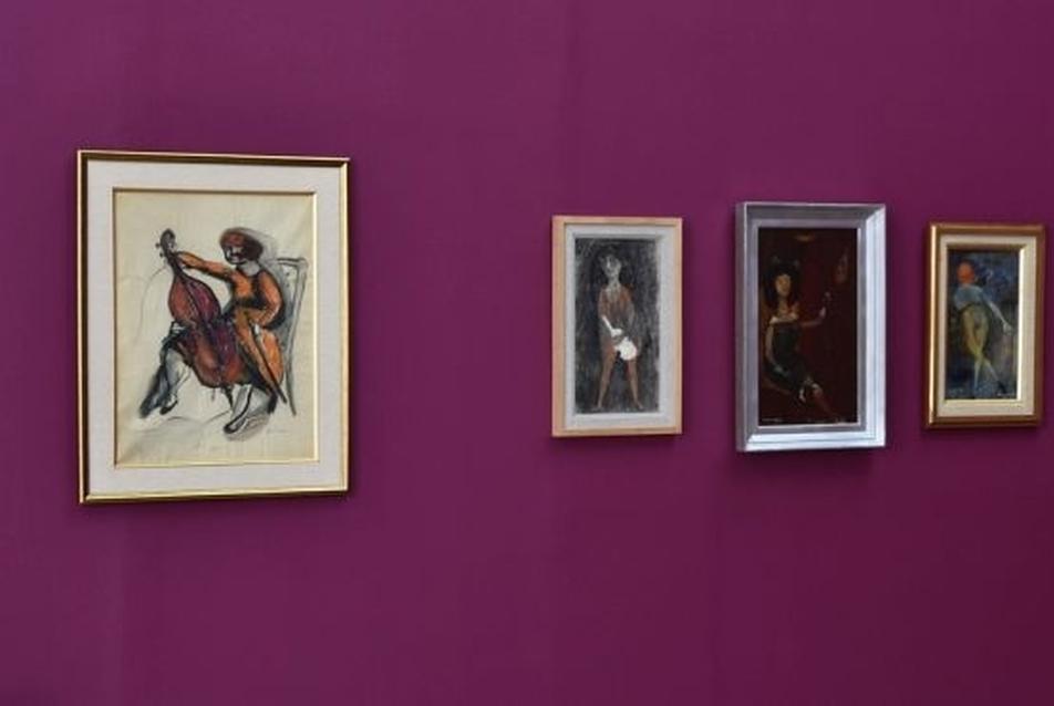 Az Antal Lusztig gyűjtemény legszebb darabjai kiállítás és
