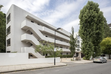 Isokon Building, London