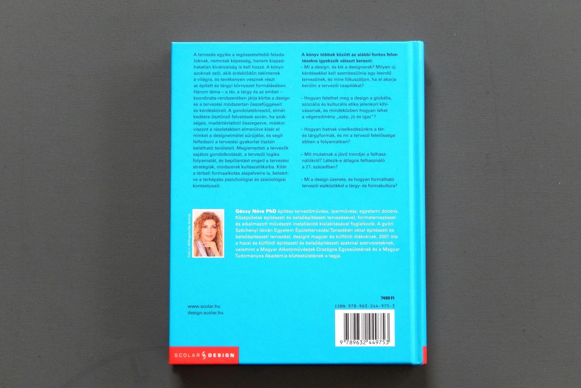 Kis, kék könyv a designról