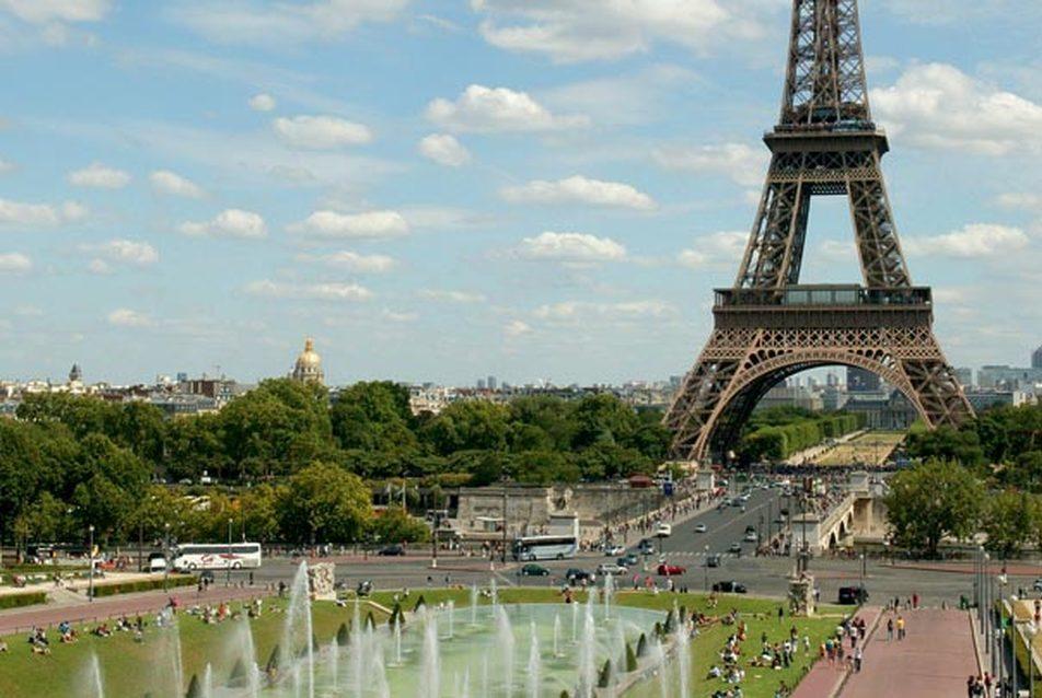 Zöld park lesz az Eiffel-torony körül