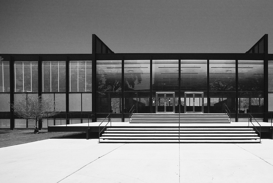 Illinois Institute of Technology, Chicago (1939–1958 - fotó: Mies van der Rohe Society
