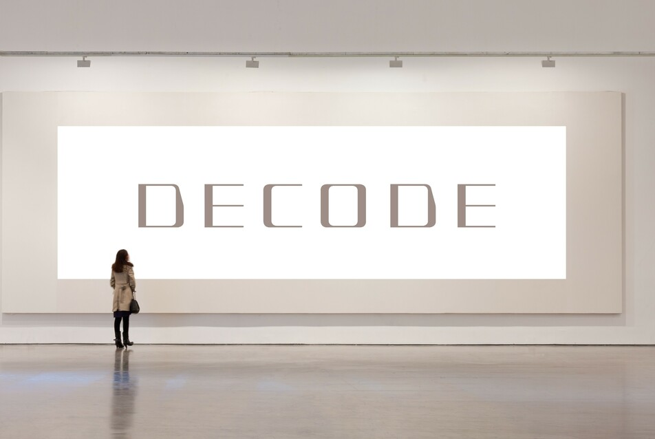 DECODE - The Space for ARTHITECTURE 2019
