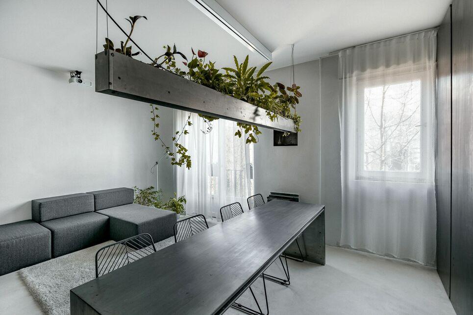 Hogyan éljünk egy 140 négyzetméteres lakásban