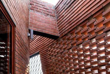 Brick Cave - H&P Architects, Forrás: Wienerberger