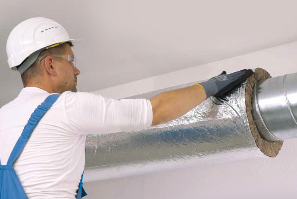 Knauf Insulation Thermo-Tek Lm Air Alu