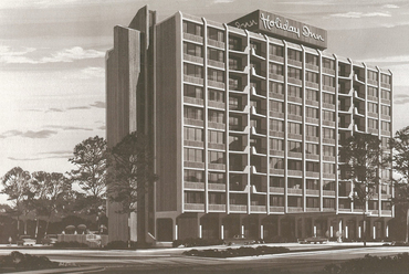 Holiday Inn, Staten Island, New York, 1973