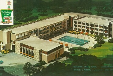 Holiday Inn, Westbury, New York, 1972