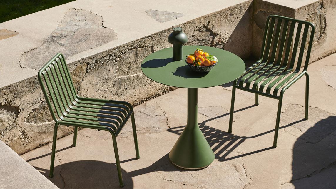 Palissade szék. Ronan és Erwan Bouroullec terve. Forrás: Europa Design