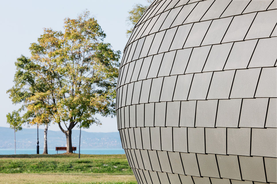 Zamárdi, The Zam! közösségi épület. Fotó: Bujnovszky Tamás - Studio A4
