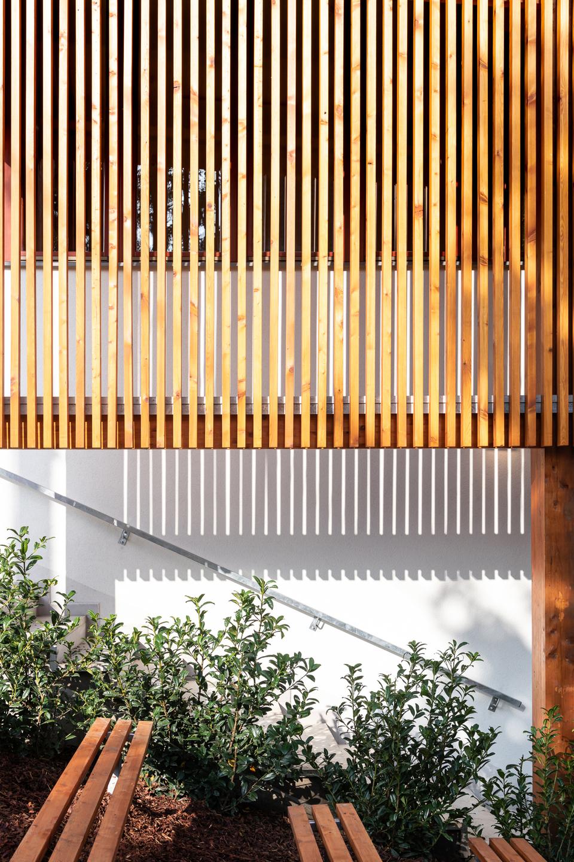 Pilisi Len Látogatóközpont – Tervező: Hőnich Richárd, Nagy Péter (építész stúdió) – Fotó: Juhász Norbert