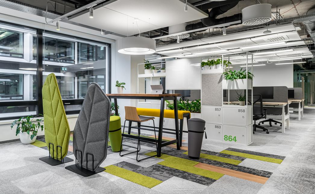 Zöld iroda – Fotó: Hlinka Zsolt